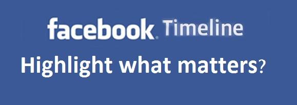 פייסבוק טיימליין