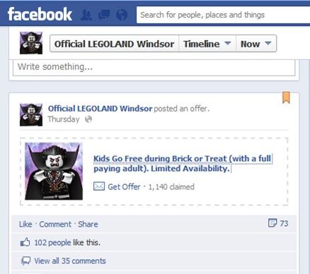 קופון ויראלי בפייסבוק