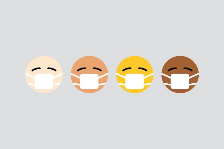 Masked Emojis